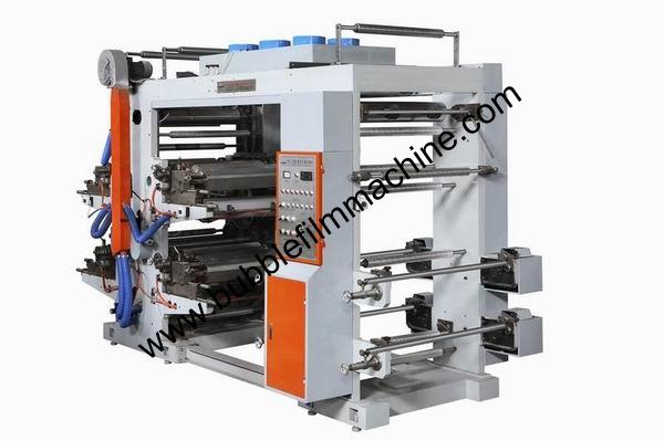 Four Colors Flexo Printing Machine