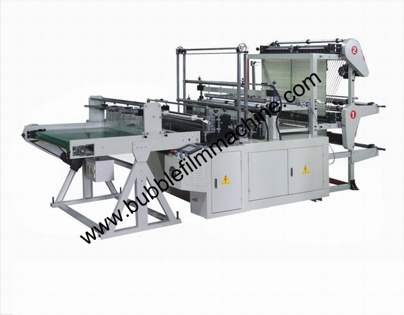 Four lines Plastic Bag Machine